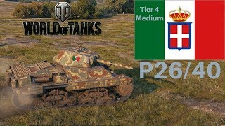 P26 40 tank review World of Tanks