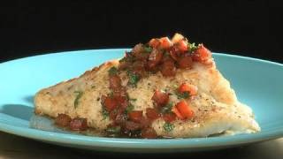 How To Cook Fried Turbot