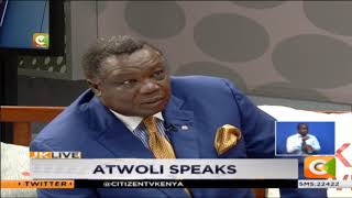 JKL |  Atwoli Speaks [Part 1] #JKLive