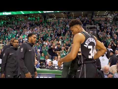 Game Five Mini-Movie: Celtics Push Back