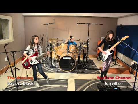 Back in Black - AC DC Cover - The Warning