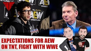 The List & Ya Boy #125: Jon Moxley, Bully Ray, WWE Business, AEW on TNT