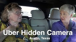 Uber Hidden Camera: Austin, Texas