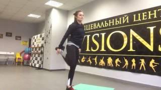 Техника прыжков для похудения