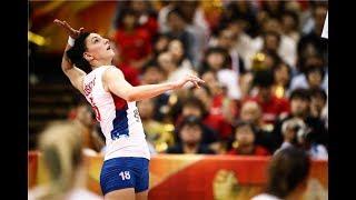 Tijana Bošković --Vs-- Japan ( FIVB Volleyball Women's World Championship 2018)
