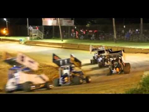 Shippensburg Speedway Micro600 Feature 6-7-2014