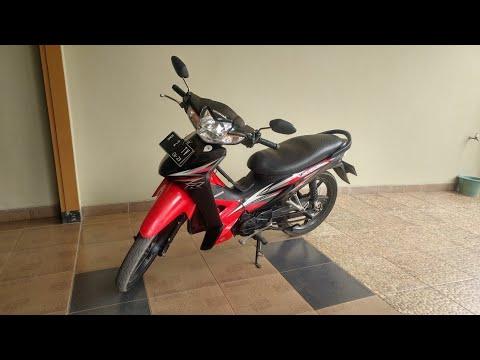 Honda Absolute Revo 110CC - 2011