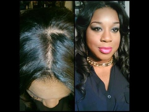 How to make a custom made full cap wig! Easy DIY instructions! - YouTube 4b88e65e9