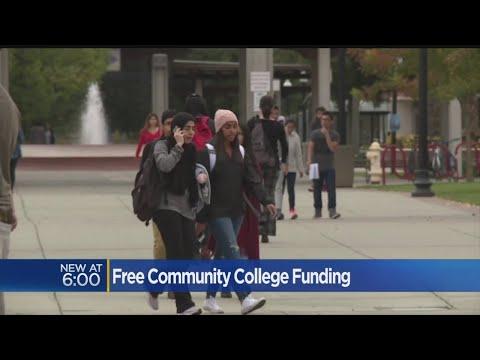 Making California Community College Free Again