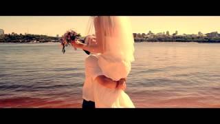 Самый яркий свадебный клип Славы и Маши