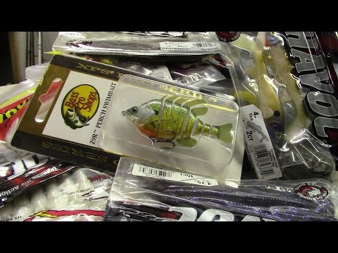 Bass Pro Shops Spring Classic Sale Unbagging ~2016 (OpenWaterTv)