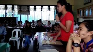 k to 12 implementation debate inhs senior high school