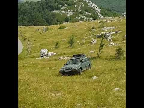 Subaru Leone Offroad