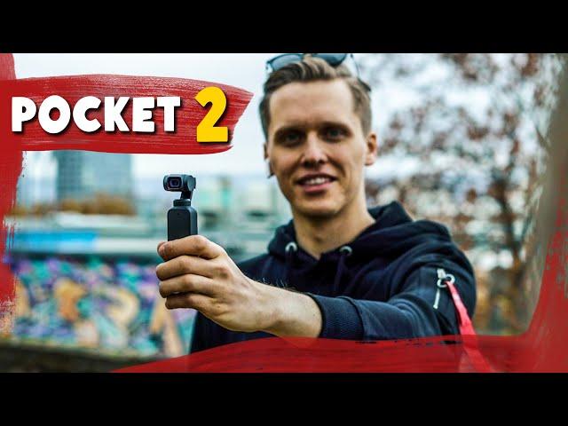 DJI Pocket 2 Review  Wie Gut Ist Die Mini-Kamera Wirklich? 🎥