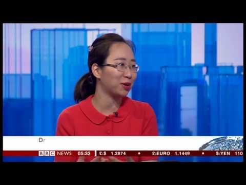 Yu Jie BBC News Channel 2017 06 01 05 32 19