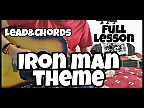 iron-man-theme-guitar-lesson,tutorial-in-hindi-|-easy-lead,-chords-for-beginners.full-lesson.