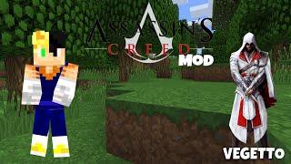 Assassin's Creed Mod /MINECRAFT PE - MCPE 0.15.X - 0.15.0