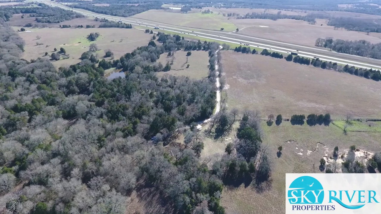 2.52 acres $8,000 down. $19,900 cash price. 3 lots in Fairfield, Freestone county, TX