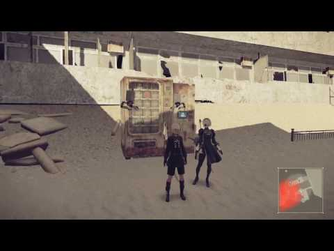 NieR:Automata - Data Analysis Freak 2 Sidequest