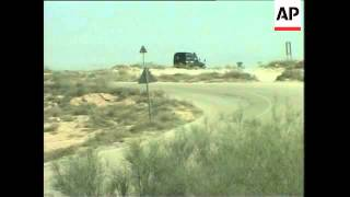 Israel approves construction of fences on its border with Egypt; Barak reax