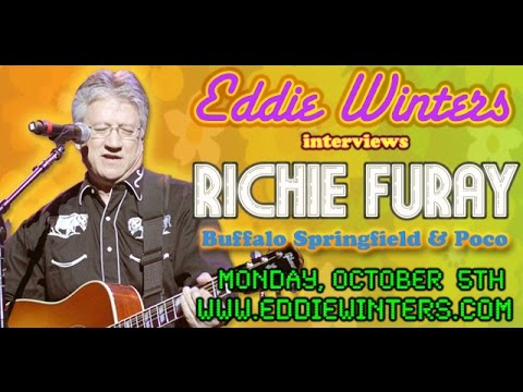 Richie Furay In-Depth Interview (2015) Buffalo Springfield, Poco & More