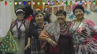 Новый год вокал.анс.  Русская песня, руководитель Ралева Светлана, видео Абрамова Вера