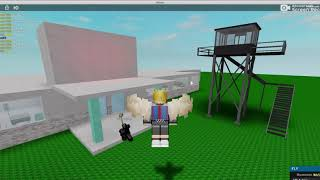 Guest Infinite 3 (Lockdown)-Roblox Movie