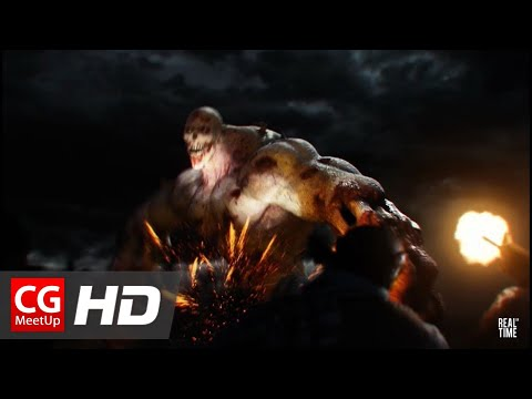 CGI VFX Live Action Zombie Gunship Survival Trailer by Realtimeuk