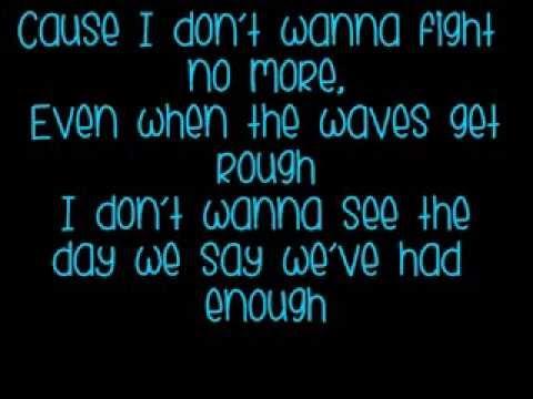 Daughtry- Battleships (Lyrics) *NEW*