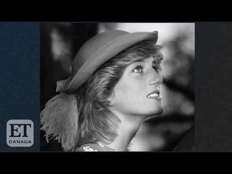 Princess Diana In Canada