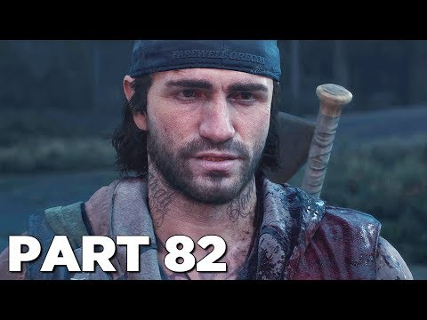 FINISHING THE RIPPER STORYLINE In DAYS GONE Walkthrough Gameplay Part 82 (PS4 Pro)