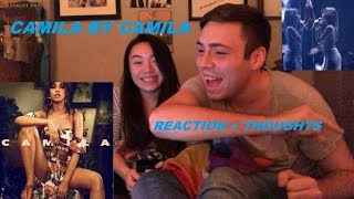 """""""CAMILA"""" by CAMILA (ALBUM REACTION + THOUGHTS, ft NBTS on Fallon)"""