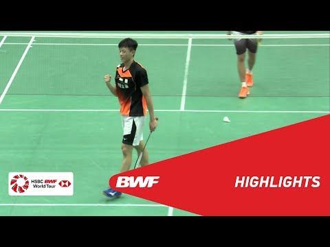 YONEX US Open 2019 | Finals MS Highlights | BWF 2019