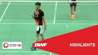 YONEX US Open 2019 | Finals MS Highlights | BWF 2019