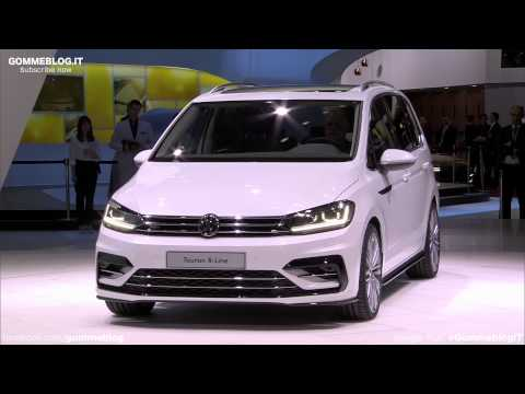 download video volkswagen touran r line 2015 geneva motor. Black Bedroom Furniture Sets. Home Design Ideas