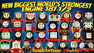 new biggest thomas and friends 187 1 2 world s strongest engine trackmaster plarail thomastoytrains