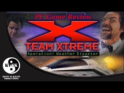 Team Xtreme: Operation Weather Disaster - Computer Game Review