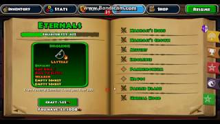 Dungeon Quest 3.0.0.0 Hack Dust unlock Eternal Item