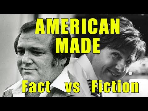 CIA Facts vs Hollywood Fiction: American Made Exposed. streaming vf