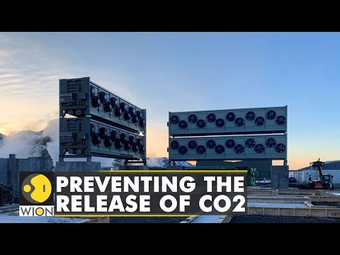 What's carbon capture, how is Co2 prevented from being released into atmosphere? | Climate | WION