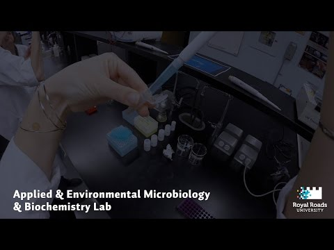 Future View: Applied & Environmental Microbiology & Biochemistry Lab
