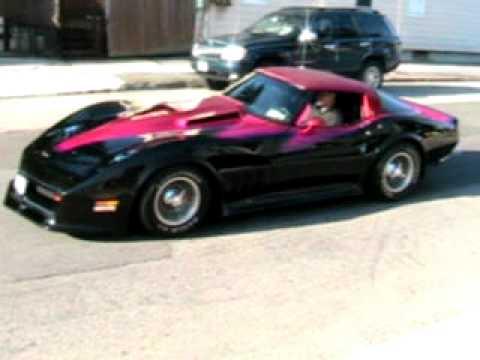 Corvette Custom Paint Jobs
