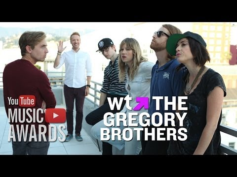 Songify Practice with The Gregory Brothers | What's Trending LIVE