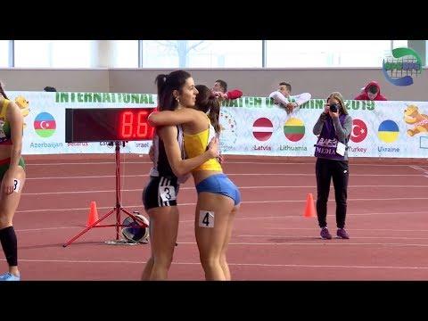 Teaser | International Indoor Athletic Match U-20 | Minsk 2019 | ᴴᴰ
