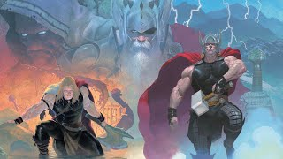 THOR: The God Butcher MOTION COMIC MOVIE