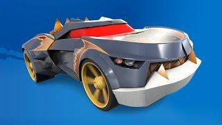 Hot Wheels: Race Off - Scorpedo & Growler Full Upgrade | Creature Stunt Track Racing Cars Kids Games