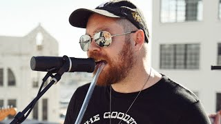 Harder, Better, Faster, Stronger - Daft Punk | talkbox + big band funk cover