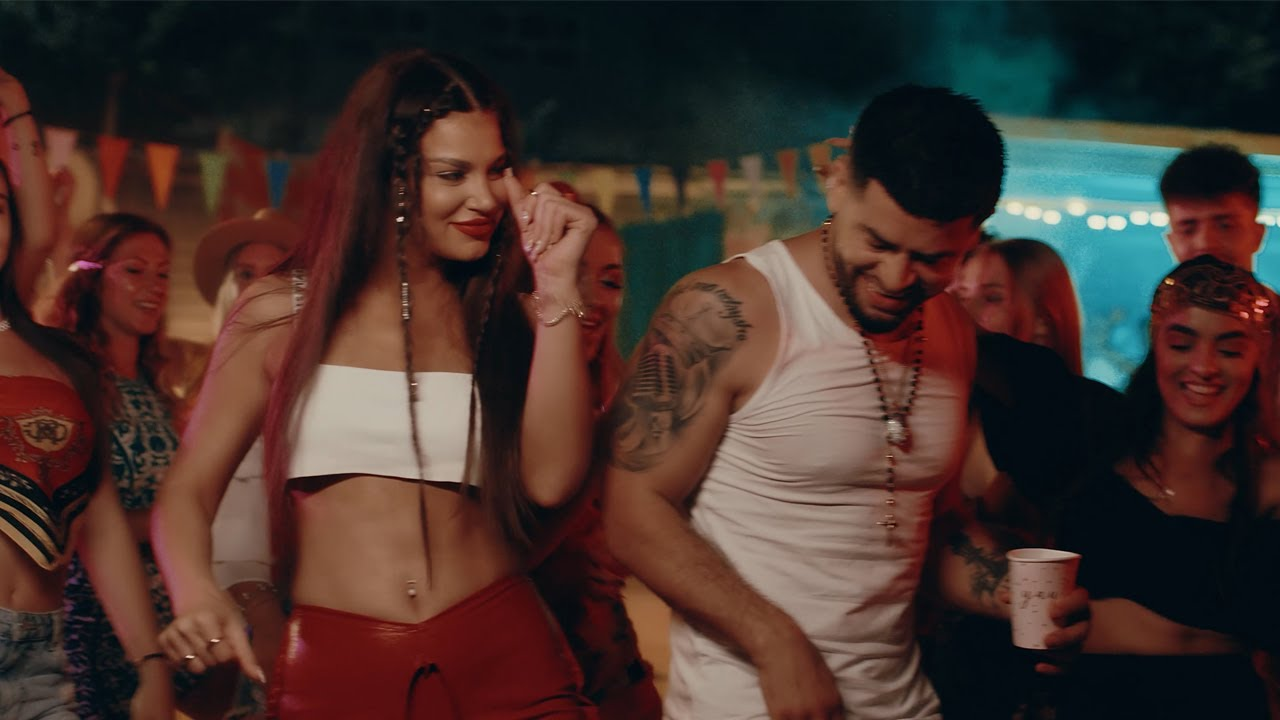 Download Dhurata Dora ft. Noizy - Mi Amor (Official Video)