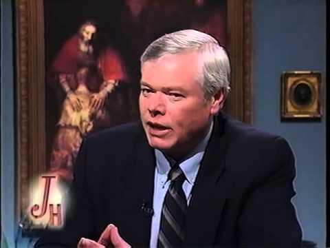Phillip Webb: An Episcopal Priest Who Became Catholic - The Journey Home (12-11-2006)