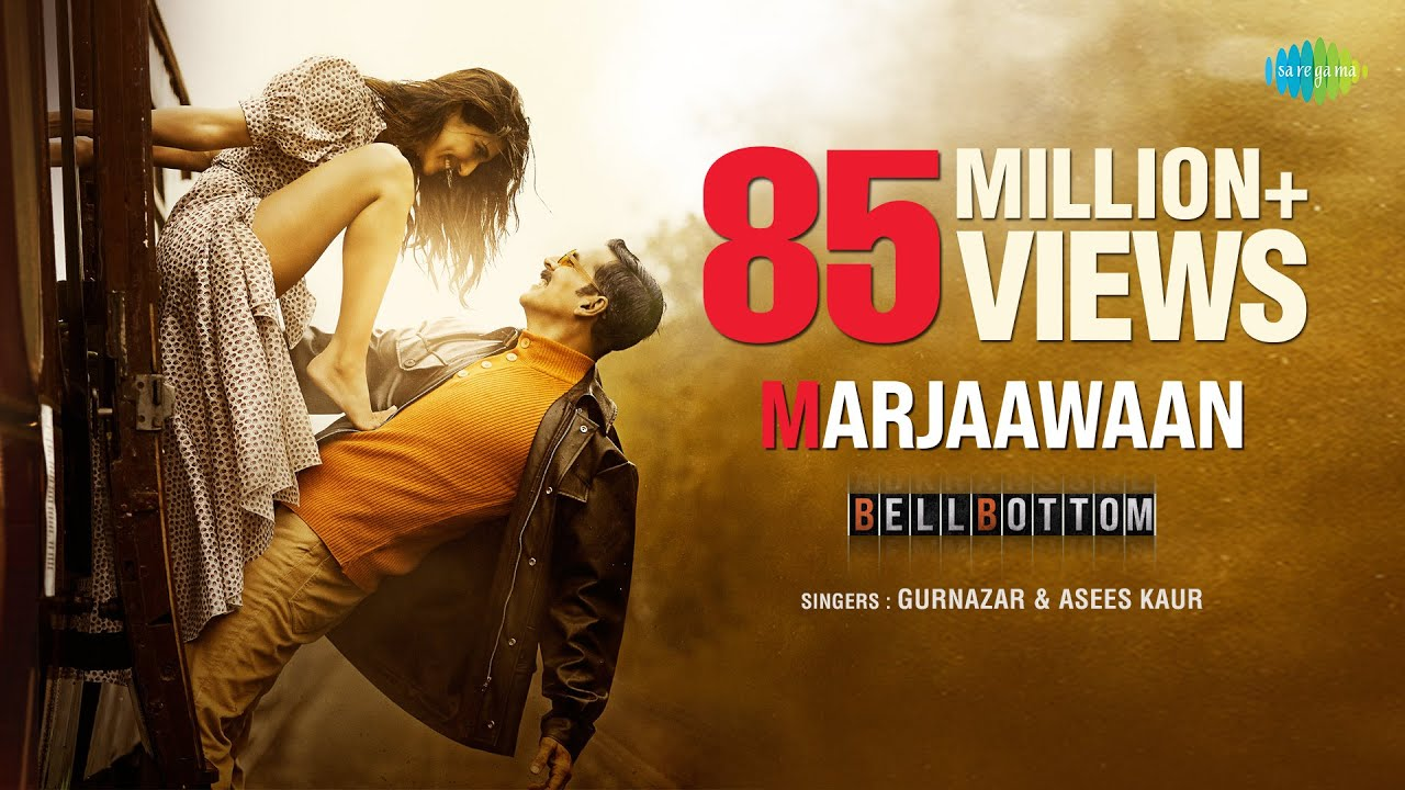 Marjaawaan – Bell Bottom Mp3 Hindi Song 2021 Free Download